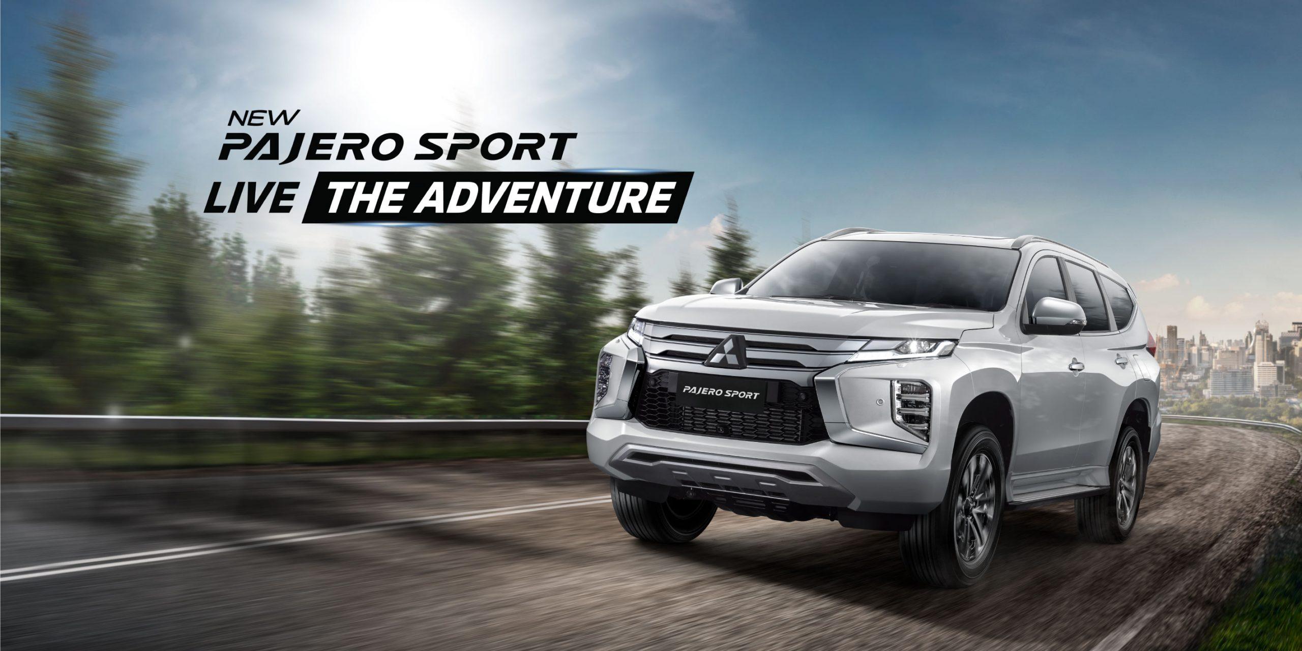 Tampilan Terbaru New Pajero Sport 2021 Ready Stock Medan